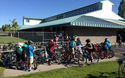 Bike Parking for Schools