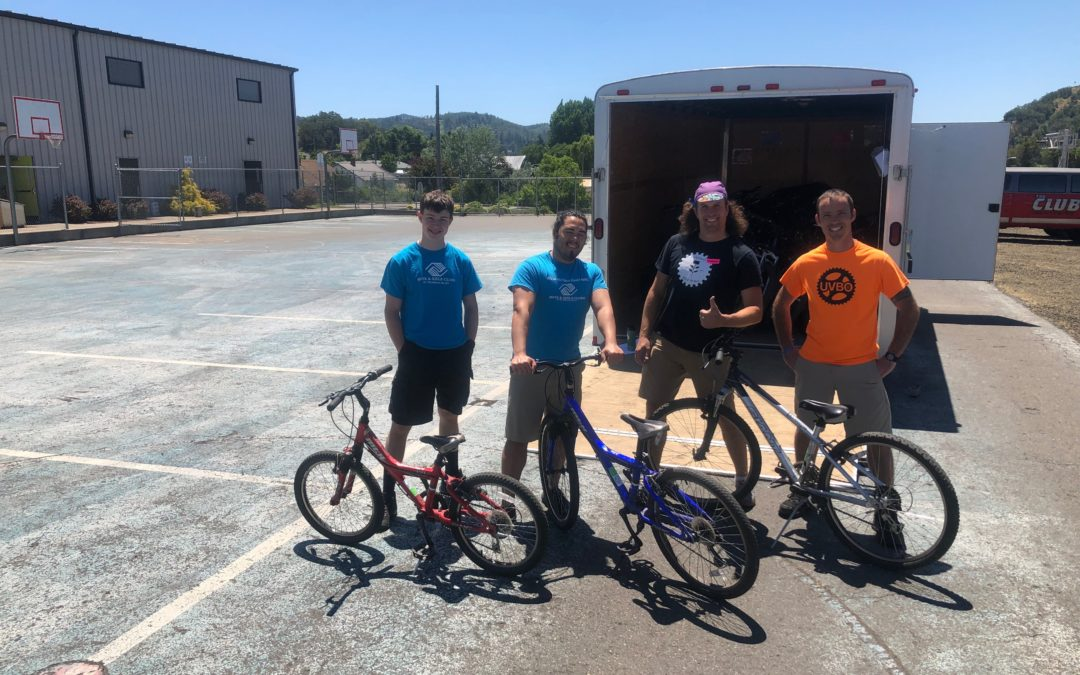 Jump Start bike fleet finishing up in Baker City
