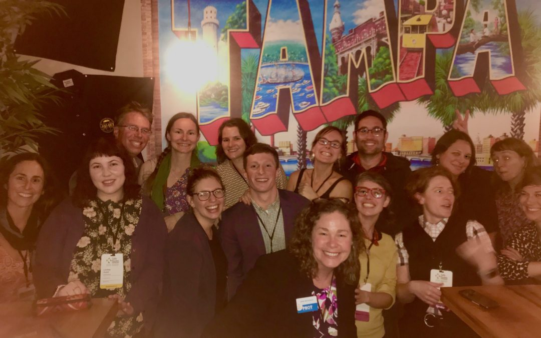Highlights from National SRTS Conference in Tampa, FL
